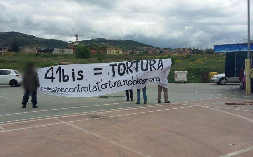 REPORT DEL 4 MAGGIO 2018: L'AQUILA, ANCORA AL FIANCO DI CHI LOTTA!